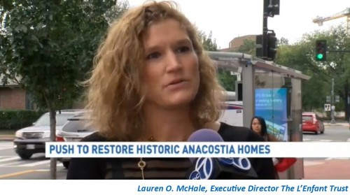 DC Council to Hold Hearing on Donating 4 Historic Houses in